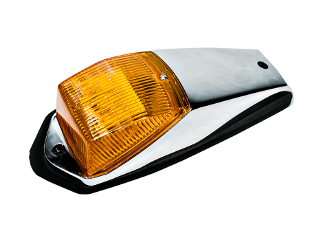 "3"" X 11"" Square Cab Marker Light - Heavy Duty Lighting Products"