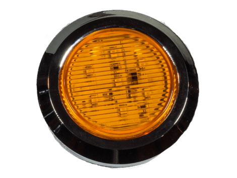 "2"" Surface Mount Clearance Marker Light - Heavy Duty Lighting Products"