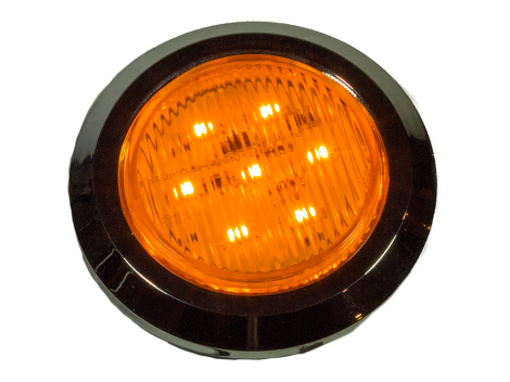 "2"" Surface Mount Clearance Marker Light - Heavy Duty Lighting"