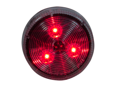 "2.5"" Round Clearance Marker Light - Heavy Duty Lighting Products"