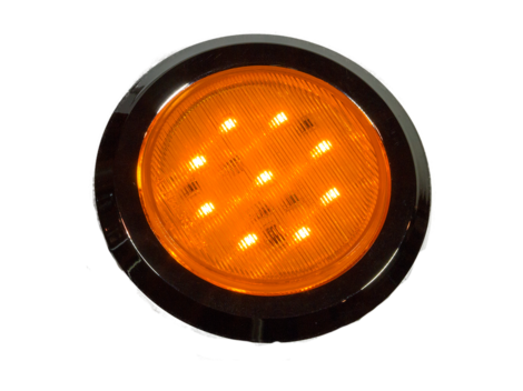 """2.5"""" Surface Mount Clearance Marker Light - Heavy Duty Lighting Products"""