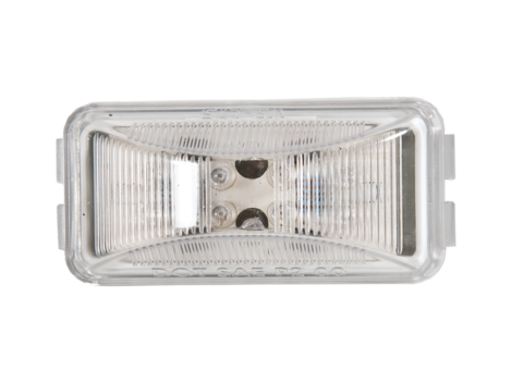 "2.5"" Rectangular Clearance Marker Light - Heavy Duty Lighting"