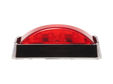 ABS Chrome Base Mount - Heavy Duty Lighting