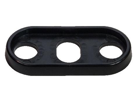 Marker Rubber Base Gasket - Heavy Duty Lighting