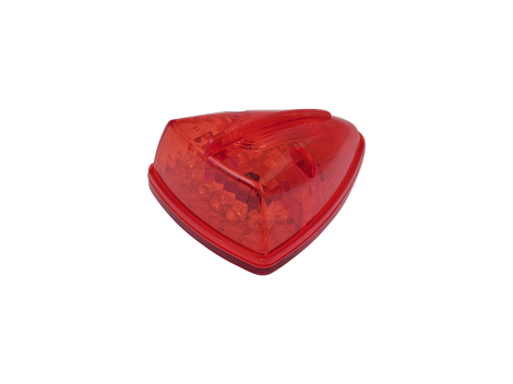 Triangle Bus Surface Mount Marker Light - Heavy Duty Lighting Products