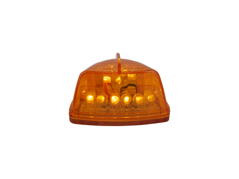 Triangle Bus Surface Mount Marker Light - Heavy Duty Lighting