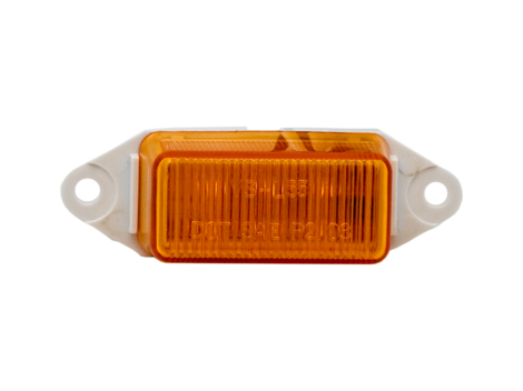 "3"" Rectangular Clearance Marker Light - Heavy Duty Lighting"