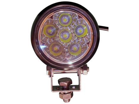 High Output Mini Round Spot Light - Heavy Duty Lighting Products