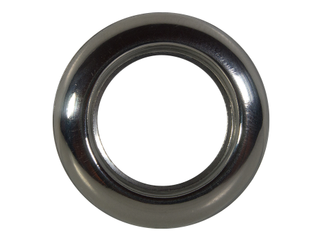 Round Stainless Steel Bezel - Heavy Duty Lighting Products