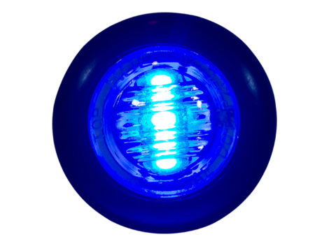 Mini Round 2-Wire Clearance Marker Light - Heavy Duty Lighting Products