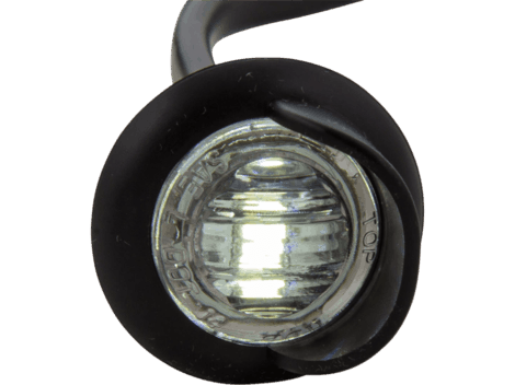 Mini Round Flush Mount Utility Light - Heavy Duty Lighting Products