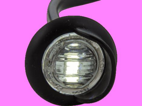Mini Round Flush Mount Utility Light - Heavy Duty Lighting Products
