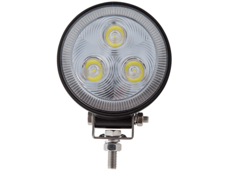 3 LED Mini Round Spot Light - Heavy Duty Lighting Products