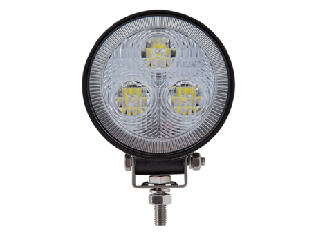 3 LED Mini Round Flood Light - Heavy Duty Lighting Products