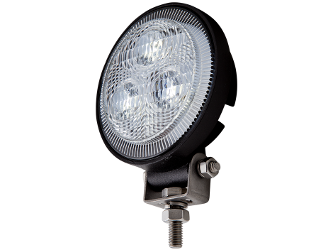 3 LED Mini Round Flood Light - Heavy Duty Lighting