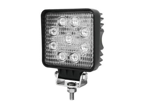 High Output Mini Square Spot Light - Heavy Duty Lighting Products