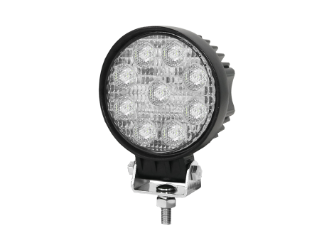 High Output Mini Round Flood Light - Heavy Duty Lighting Products