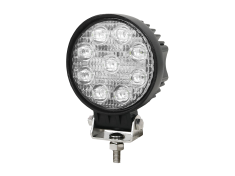 High Output Mini Round Spot Light - Heavy Duty Lighting