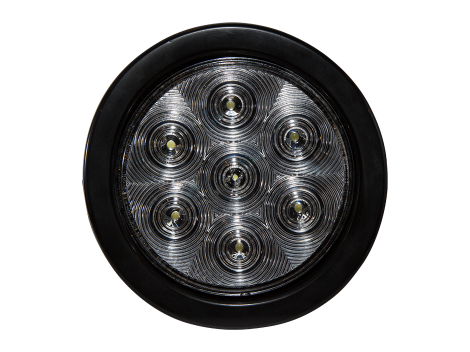 "4"" Round Backup Light - Heavy Duty Lighting Products"