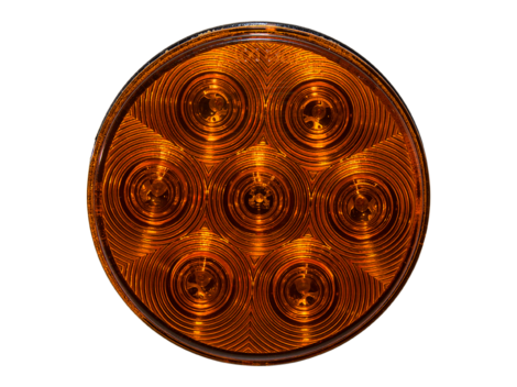 """4"""" Round Park Turn Light - Heavy Duty Lighting Products"""