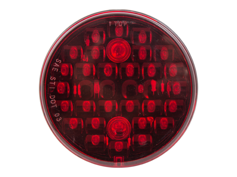 """4"""" Round Stop Tail Turn Light - Heavy Duty Lighting Products"""