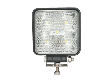 High Output Square Slim Line Work Light - Heavy Duty Lighting Products