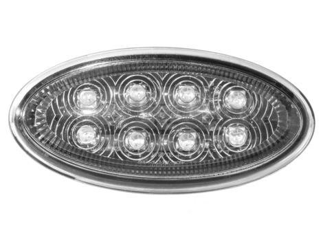 Peterbilt®  Oval Side Marker Turn Light - Heavy Duty Lighting Products