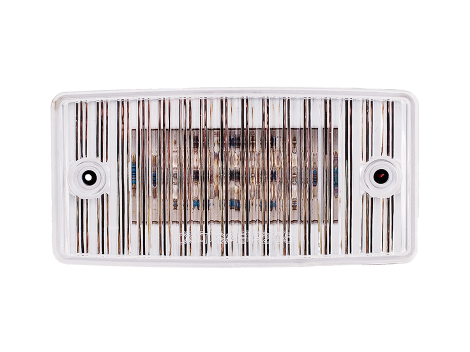 Freightliner® Rectangular Cab Marker Light - Heavy Duty Lighting Products
