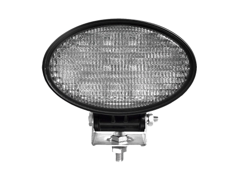 High Output Oval Work Light - Heavy Duty Lighting Products