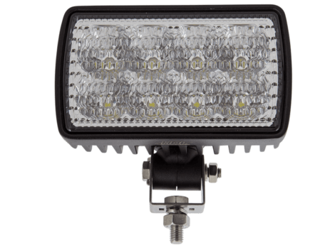 High Output Rectangular Work Flood Light - Heavy Duty Lighting Products