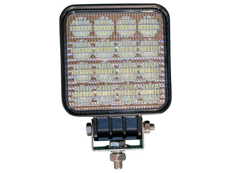 High Output Square Work Light - Heavy Duty Lighting Products