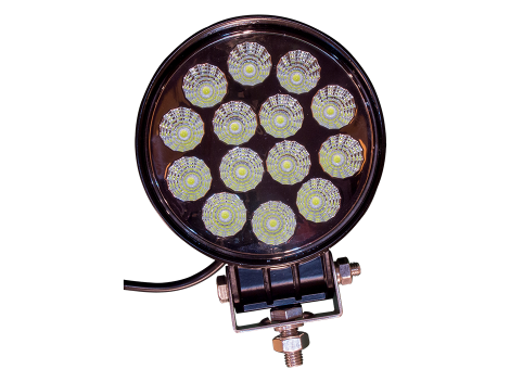 High Output Round Work Light - Heavy Duty Lighting Products