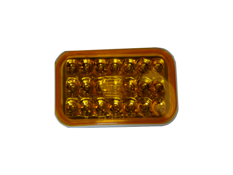 "5"" Rectangular Park Turn - Heavy Duty Lighting Products"