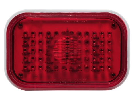 "5"" Rectangular Stop Tail Turn Light - Heavy Duty Lighting Products"