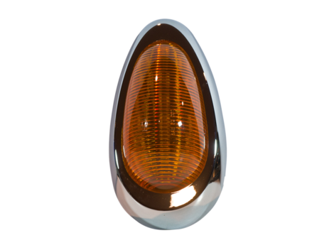 Freightliner® 2-Wire Teardrop Side Marker Turn Light - Heavy Duty Lighting Products