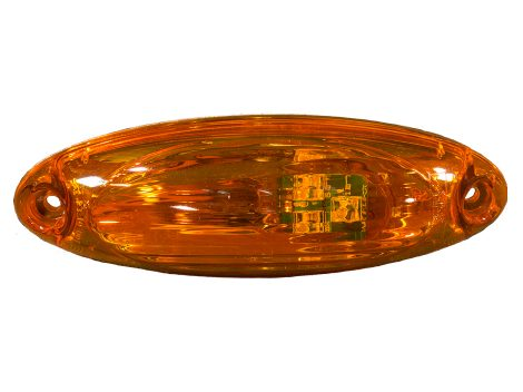 Freightliner® Post 2014 Cascadia Cab Marker Light - Heavy Duty Lighting