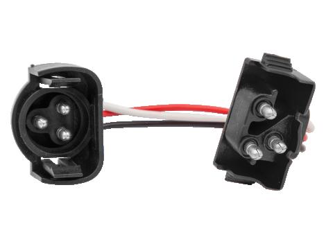 3 Pin Male 90°  to Grote® Adapter - Heavy Duty Lighting (en-US)