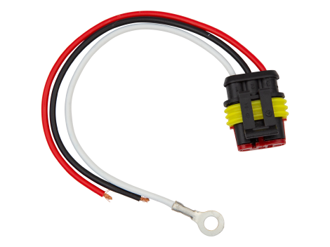 3 Pin Weather Pack (Amp) Style Connector - Heavy Duty Lighting (en-US)