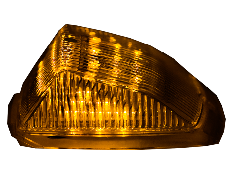 Square Cab Marker Replacement Light - Heavy Duty Lighting (en-US)
