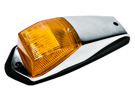 "3"" X 11"" Square Cab Marker Light - Heavy Duty Lighting (en-US) Products"