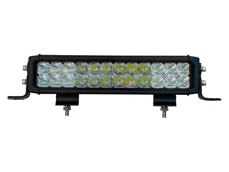 "12"" High Output LED Mini Bar with Double Row Combo Beam - Heavy Duty Lighting (en-US) Products"