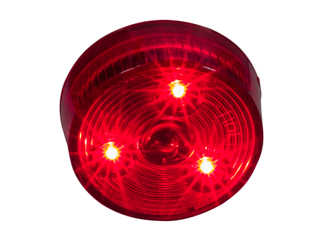 "2"" Round Clearance Marker Light - Heavy Duty Lighting (en-US)"