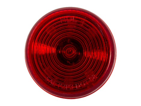 "2"" Round Red Clearance Marker Light  - Heavy Duty Lighting (en-US) Products"