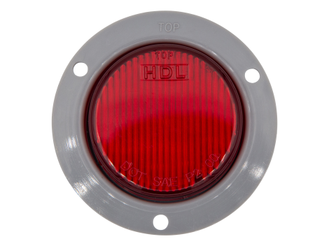 "2"" Round LED Clearance Marker Light - Heavy Duty Lighting (en-US)"