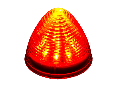 "2"" Beehive Clearance Marker Light - Heavy Duty Lighting (en-US)"