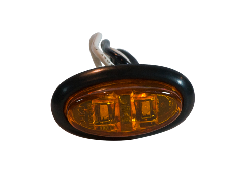 Mini Oval LED Clearance Marker Light - Heavy Duty Lighting (en-US) Products