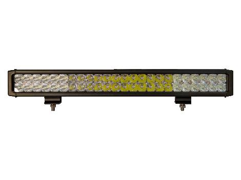 "23"" LED High Output Light Bar with Double Row Combo Beam - Heavy Duty Lighting (en-US)"