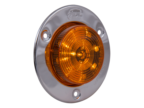 "2.5"" Round LED Clearance Marker Light - Heavy Duty Lighting (en-US)"