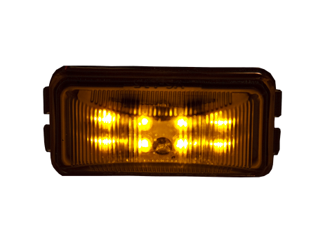 """2.5"""" Rectangular LED Clearance Marker Light - Heavy Duty Lighting (en-US)"""