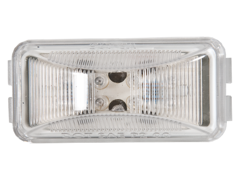 "2.5"" Rectangular Clearance Marker Light - Heavy Duty Lighting (en-US) Products"